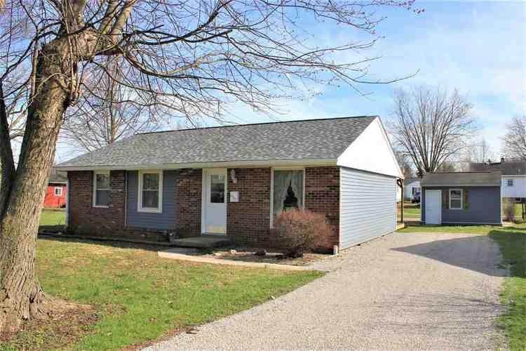 609 E 1st Street Huntingburg, IN 47542 | MLS 201911371