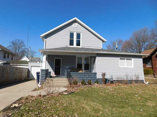 207 N Columbia Street Warsaw, IN 46580 | MLS 201911381
