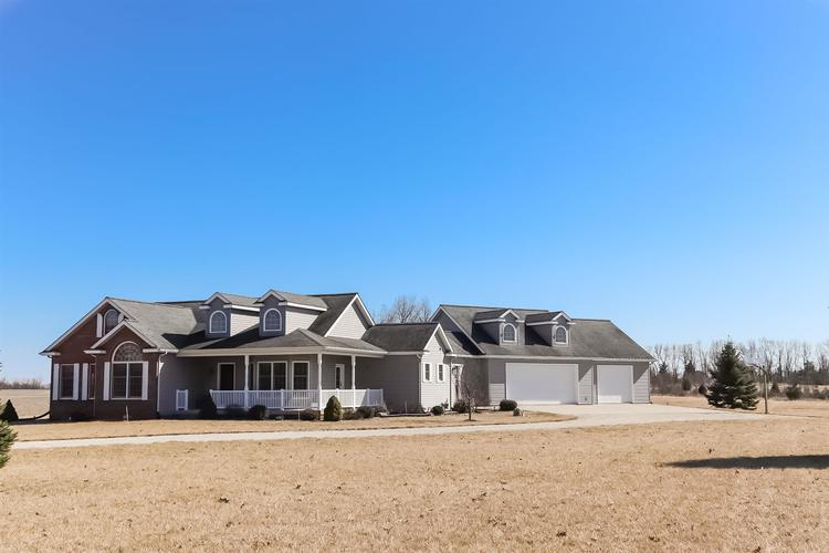 1626 E Keiser Road Columbia City, IN 46725-8784 | MLS 201911630
