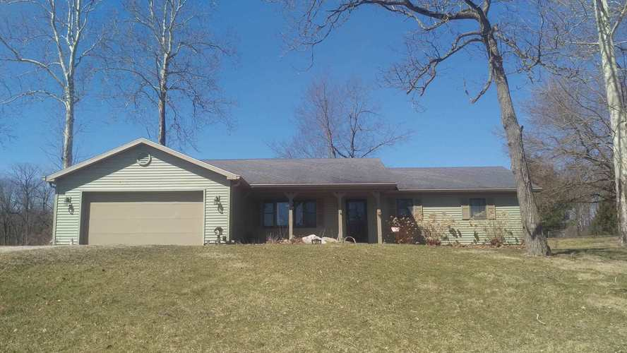 7365 N Brown Road Columbia City, IN 46725 | MLS 201911806