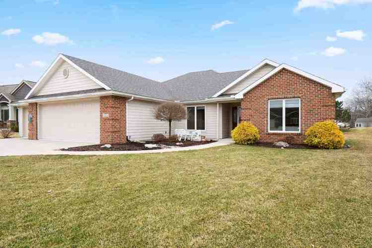 13214  Vitiano Court Fort Wayne, IN 46845-8887 | MLS 201911817