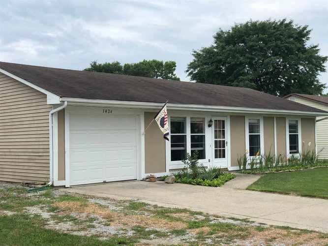 1426  Springbrook Road Fort Wayne, IN 46825 | MLS 201911851
