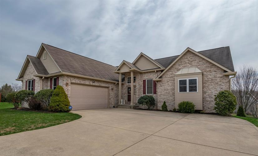 2516 E Caray Court Bloomington, IN 47401 | MLS 201912202