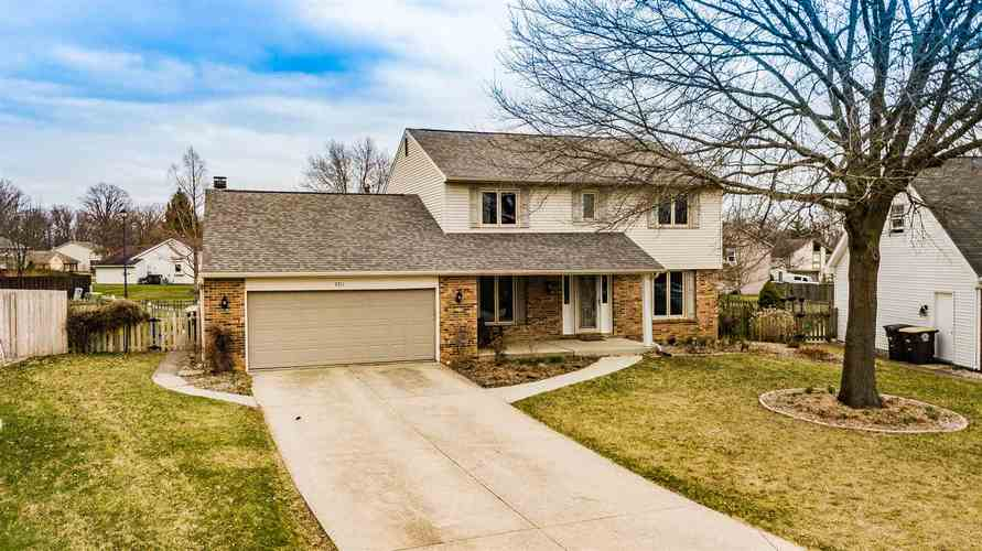 3711  Chancery Place Fort Wayne, IN 46804-2610 | MLS 201912375