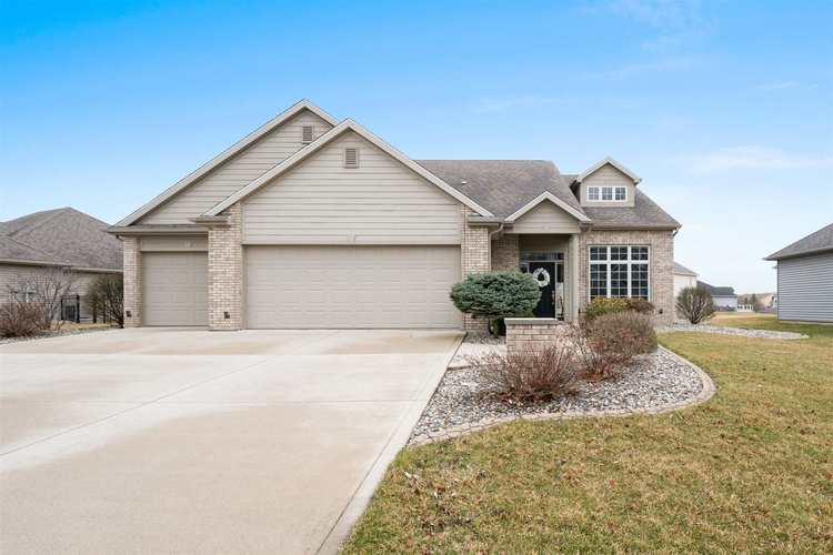 5032  Sorrento Boulevard Fort Wayne, IN 46845 | MLS 201912583