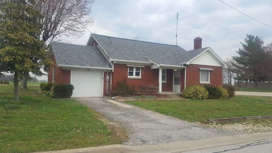 408 E Mary Street Holland, IN 47541 | MLS 201912660
