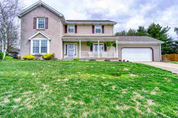 4068  Country Place Drive Newburgh, IN 47630 | MLS 201912665