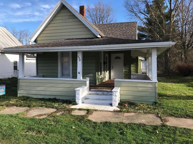 112 W 2nd Street Fairmount, IN 46928 | MLS 201912703