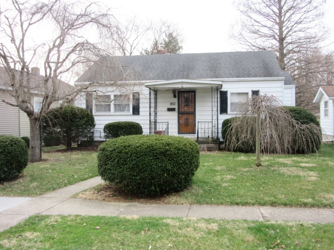 1411 W Market Street Crawfordsville, IN 47933 | MLS 201912721
