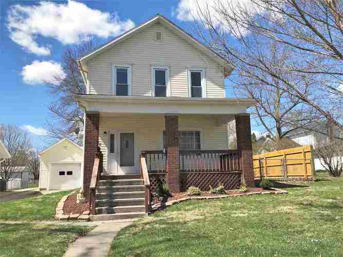308 S Line Street Columbia City, IN 46725 | MLS 201912807