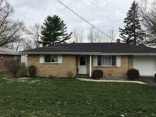 14405 W Daleville Road Daleville, IN 47334 | MLS 201913087