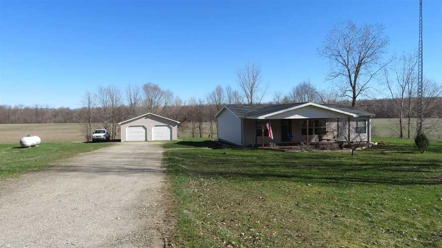 10139 E 350 SOUTH Road Walton, IN 46994 | MLS 201913110