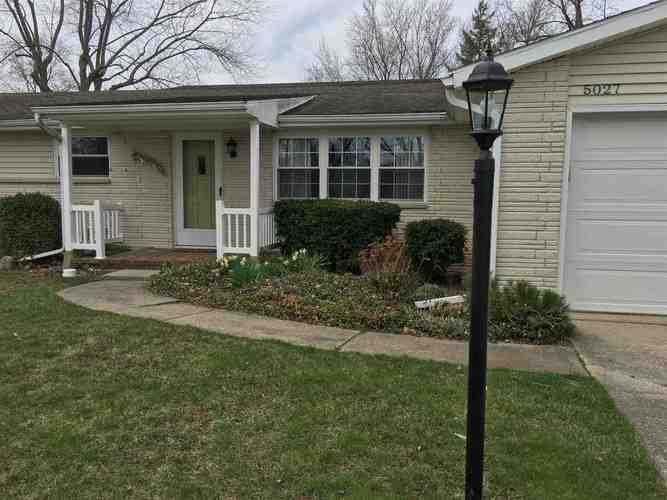 5027  Maple Ridge Drive Fort Wayne, IN 46835 | MLS 201913147