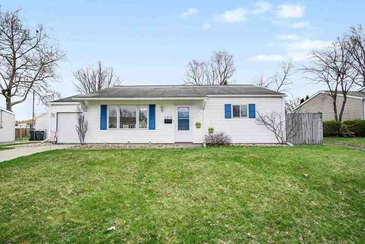 4610 S MacGregor Road South Bend, IN 46614 | MLS 201913282