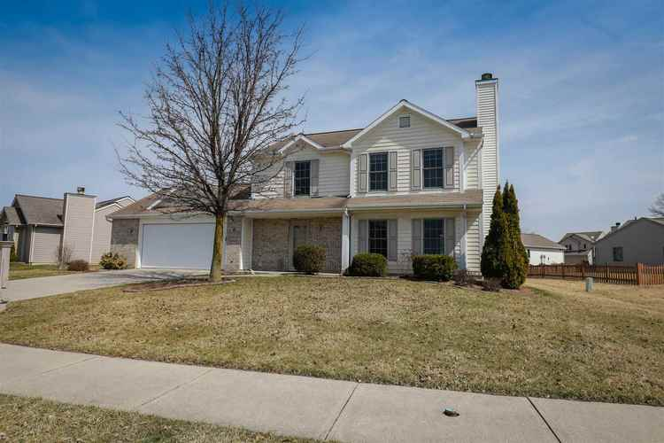 5502  Newland Place Fort Wayne, IN 46835-3882 | MLS 201913492
