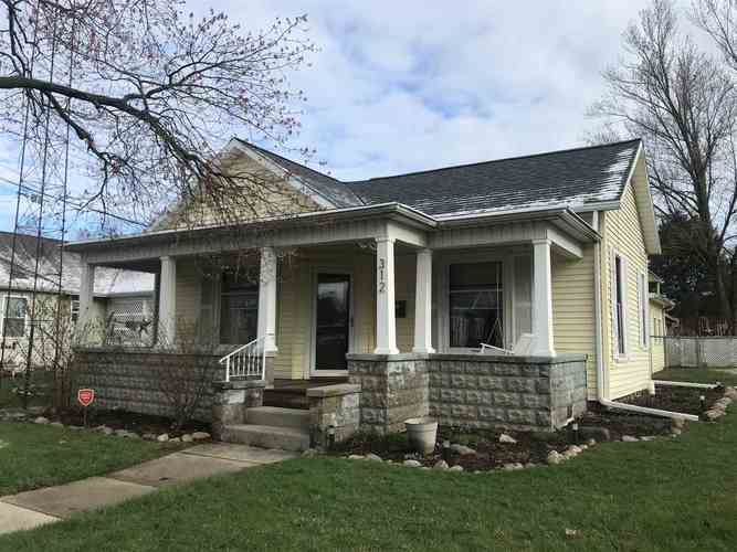 312 W Fort Wayne Street Warsaw, IN 46580 | MLS 201913682