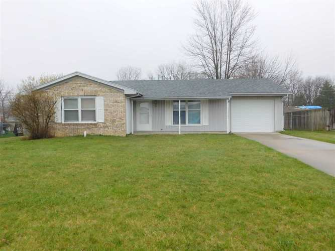 509  Willowood Drive Ossian, IN 46777 | MLS 201913683