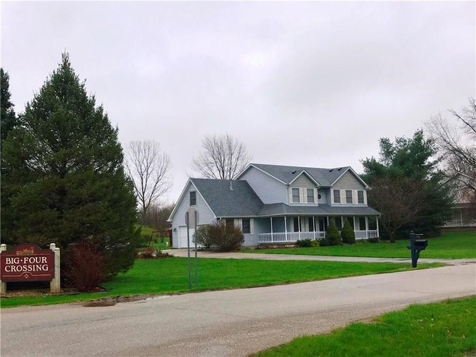514 S Big Four Arch Drive Crawfordsville, IN 47933 | MLS 201913802