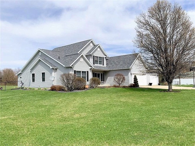 8350 W County Road 575 N W Middletown, IN 47356-9738 | MLS 201913937 | photo 1