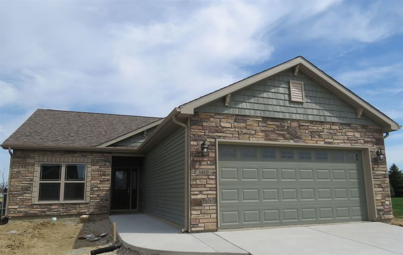 3410  Monument Drive West Lafayette, IN 47906 | MLS 201913980