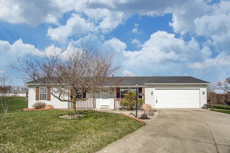 730  Graber Court Columbia City, IN 46725 | MLS 201914057