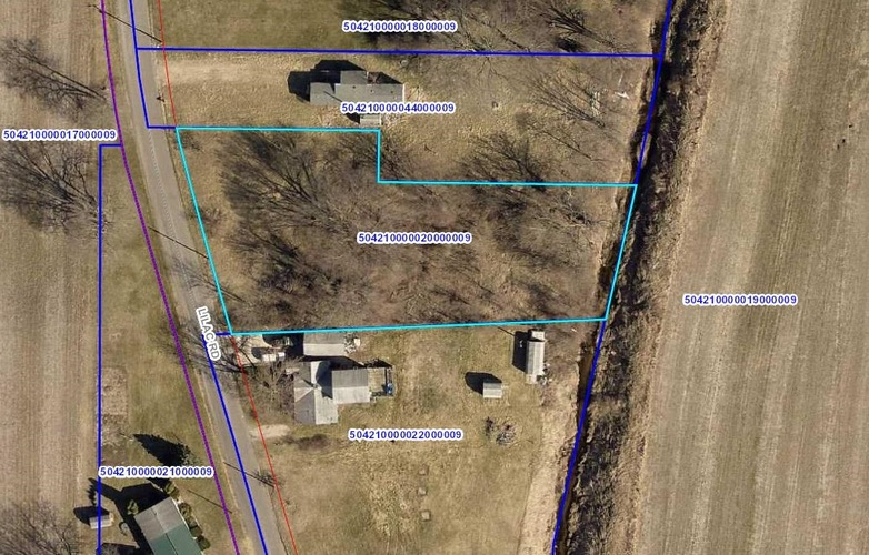 4376  Lilac Road Plymouth, IN 46563 | MLS 201914077