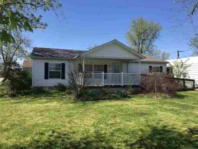 1127 S 18th Street Vincennes, IN 47591 | MLS 201914100
