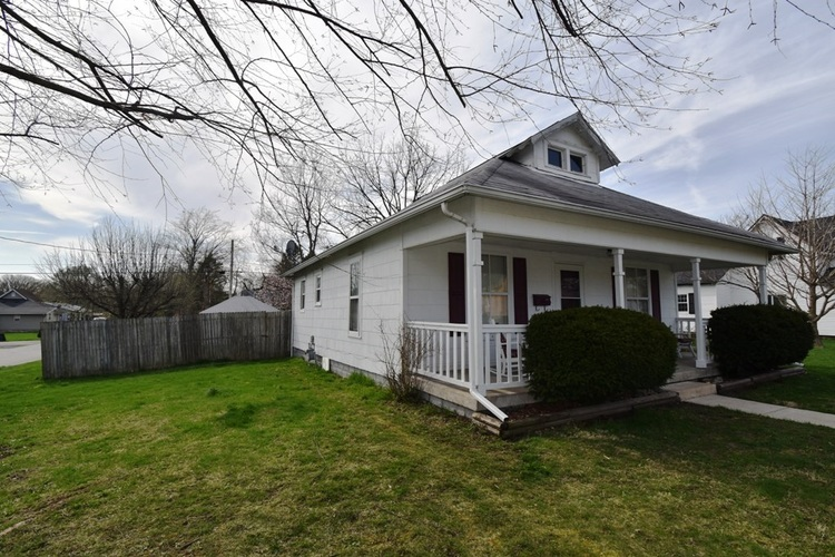854 S 1st Street Frankfort, IN 46041-3001 | MLS 201914130