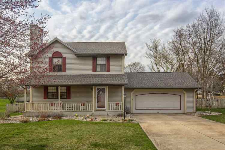 25741  Hunt Trail South Bend, IN 46628 | MLS 201914158