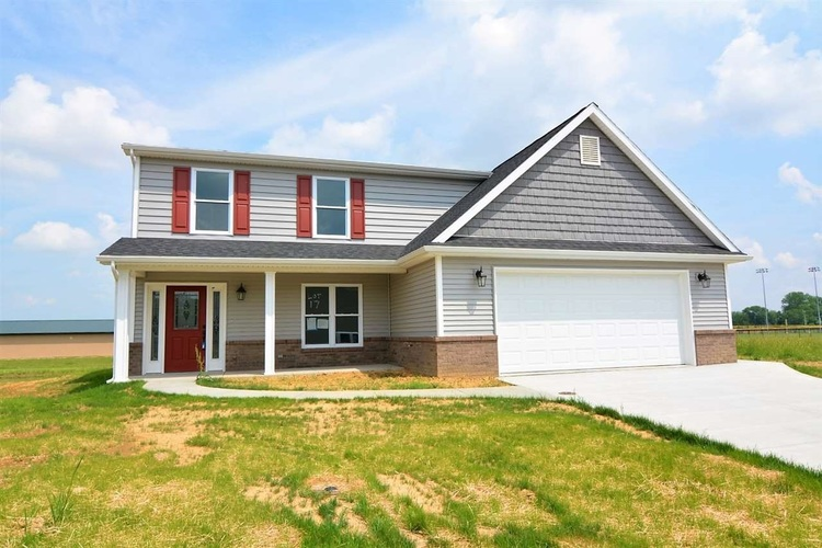 1437 W Chukar Hollow Road Haubstadt, IN 47639 | MLS 201914305