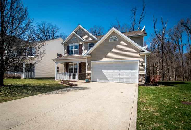12822  Loch Dhu Lane Fort Wayne, IN 46814-7486 | MLS 201914370