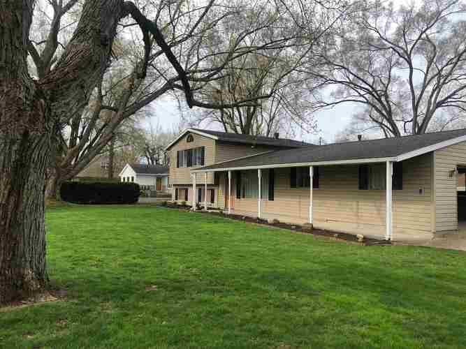 2505 S PARK Road Kokomo, IN 46902 | MLS 201914373