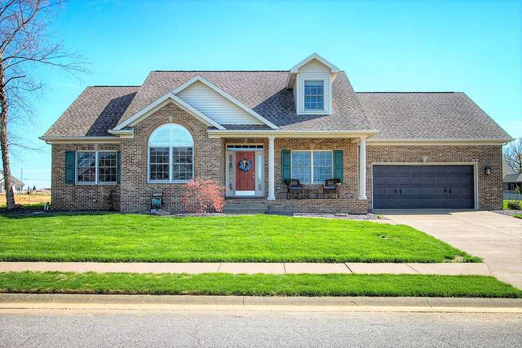 1217  Harbridge View Evansville, IN 47725 | MLS 201914375