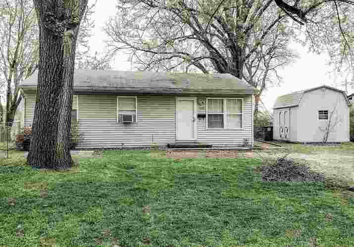 1609  Marbo Avenue Evansville, IN 47714 | MLS 201914379