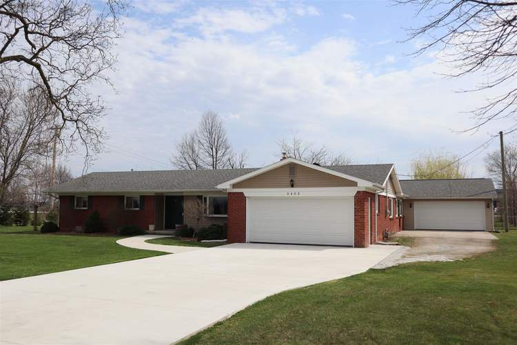 5403  Wald Road Fort Wayne, IN 46818-9747 | MLS 201914484