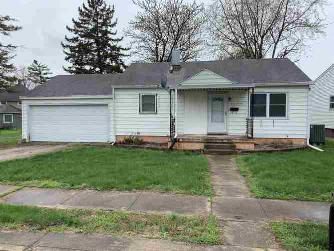 1213  Sycamore Street Logansport, IN 46947 | MLS 201914502
