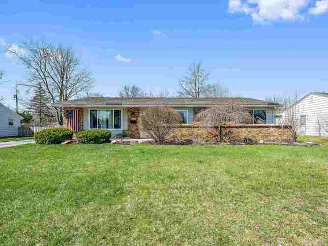 2519  Belfast Drive Fort Wayne, IN 46805 | MLS 201914529