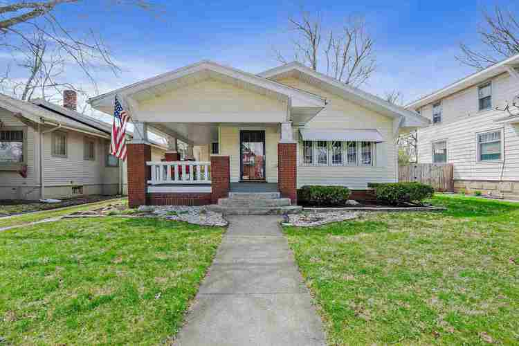 1919 N ANTHONY Boulevard Fort Wayne, IN 46805-4535 | MLS 201914541