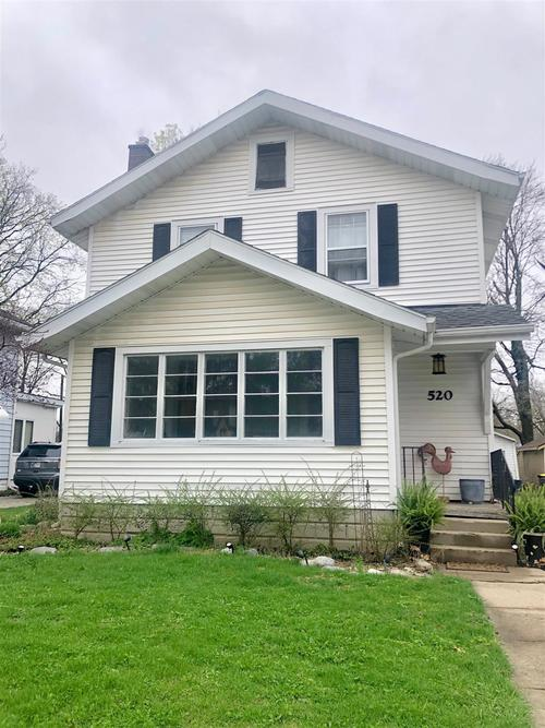 520  Lillian Avenue Fort Wayne, IN 46808-2138 | MLS 201914649