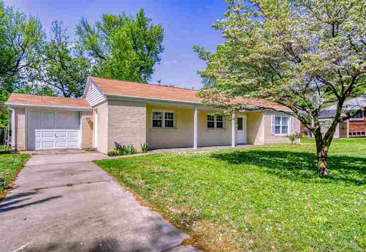 2518 E Blackford Avenue Evansville, IN 47714 | MLS 201914657