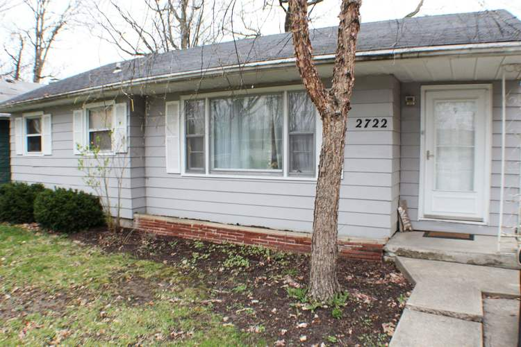 2722  Princeton Avenue Fort Wayne, IN 46808 | MLS 201914693