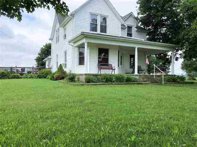 3684 E 550 NORTH Road Marion, IN 46952 | MLS 201914734