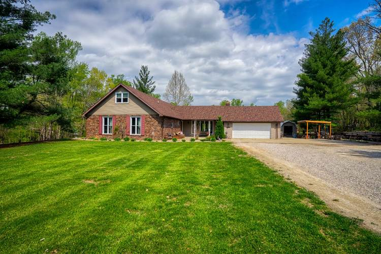 11270 W County Road 450 S Road French Lick, IN 47432 | MLS 201915716