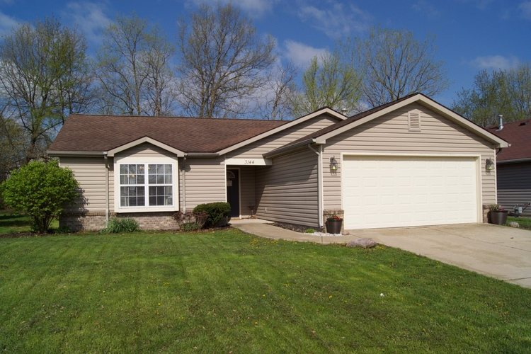 3144  Stratus Drive West Lafayette, IN 47906 | MLS 201915796