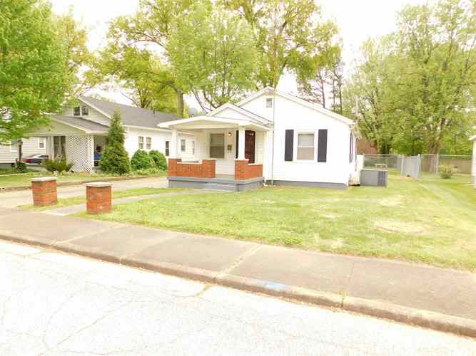 1721  Taylor Avenue Evansville, IN 47714 | MLS 201915970