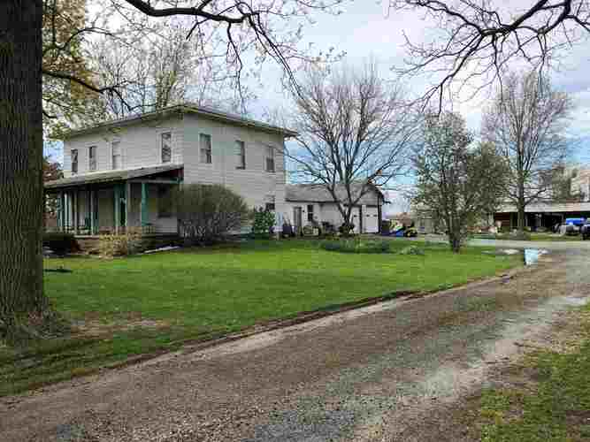 19417 S County Line Road Milford, IN 46542-9510 | MLS 201916739
