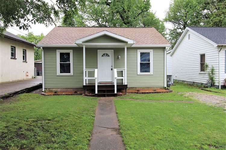 1721  Monroe Avenue Evansville, IN 47714-2912 | MLS 201917280