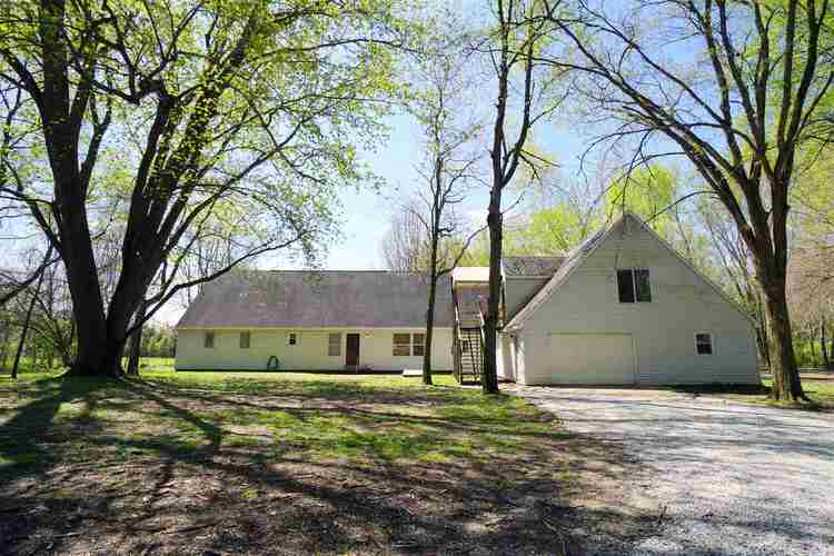 12360 W Sleepy Hollow Road Monticello, IN 47960 | MLS 201917284