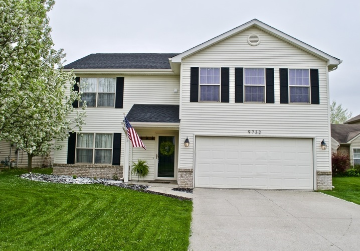 9732  Snowstar Place Fort Wayne, IN 46835 | MLS 201917807