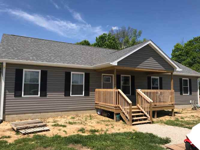 1217  Lincoln Road Mitchell, IN 47446 | MLS 201917984